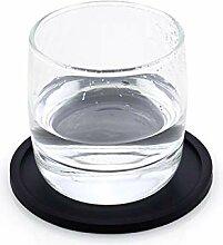 set de table Silicone antidérapant Boire Coaster
