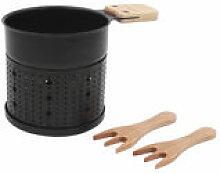 Set Lumi Choco / Pour fondue chocolat à la bougie