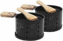 Set Lumi / Pour raclette à la bougie - 2