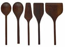 Set ustensiles de cuisine Pure / 5 pièces - Serax