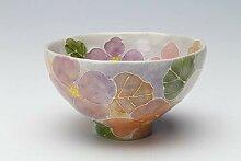 Setoyaki 41906 Bol à riz japonais en céramique