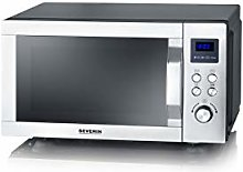 SEVERIN 7758 Micro-ondes 3 en 1 avec fond en