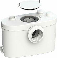 SFA Sanibroyeur Sanipro XR up lavabo lave-mains
