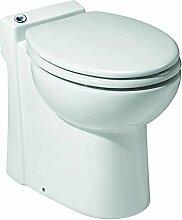SFA SANICOMPACT 54 WC Cuvette céramique avec