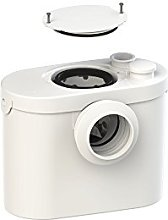 SFA SXUPSTD Sanibroyeur UP Broyeur WC, 230 V, Blanc