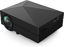 SFLRW Mini projecteur Portable Video-projecteur,