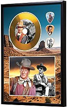 SH Range John Wayne Framed CD Disque d'or &