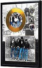 SH Range Ramones Framed CD Disque d'or & Pics