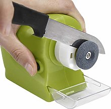 SH-RuiDu Aiguiseur de couteaux électrique,