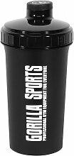 Shaker 700 ml - Noir - Gorilla Sports