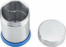 Shaker à poudre de café en acier inoxydable