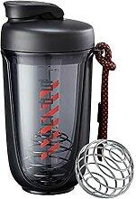 Shaker à protéines - Bouteille mélangeuse pour