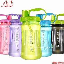 Shaker à protéines pour boisson, bouteille
