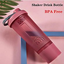 Shaker de 500ML, bouteille de boisson, de