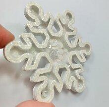 Shaker flocons de neige matrices de découpe en