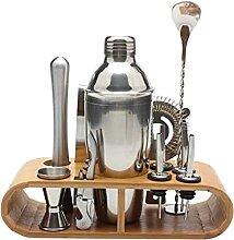 Shakers à cocktails Set de cocktail de 12 pièces