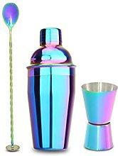 Shakers à cocktails Set de Shaker Cocktail 55 0ML