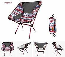 Shallow Moon Chair, Jardin Portable 7075 Chaise,