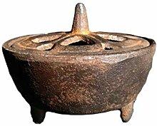 shangji Antique Antique Ancienne en Fonte en Fonte