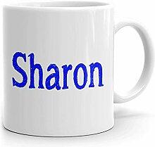 Sharon Tasse à café personnalisée pour thé,
