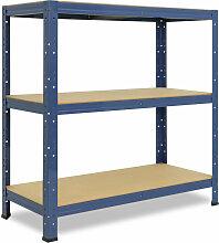 shelfplaza® HOME 115x100x40 cm Rayonnage /