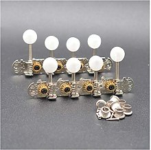 SHENGGLL Tuners 1 Set Mandoline Cordes Tuning Pegs