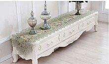 SHENGLI Drapeau de table, armoire, nappe,