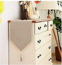 SHENGLI Nappe de table, serviette de lit, moderne