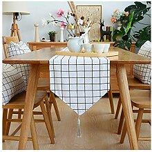 SHENGLI Nappe de table style minimaliste moderne