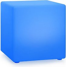 Shinecube XL Cube lumineux 16 couleurs LED 4 modes