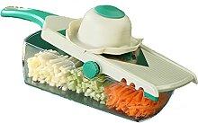 shisipq Coupe-légumes Mandoline Trancheuse et