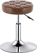 SHSM Chaise de Tabouret Pivotant Hauteur