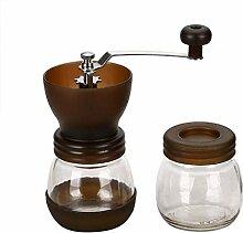 SHUNFENG-EU Moulin à café à la main meulage