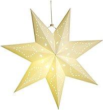 SHWYSHOP Papier étoile lanternes Abat-Jour noël