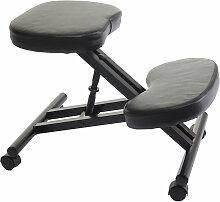 Siège assis à genoux 940 appui-genoux, tabouret,