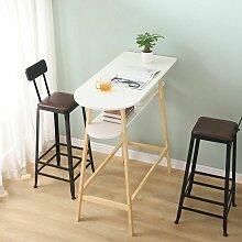 Sifree - Table de Bar Table Haute de Bar