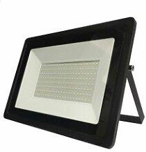 SILAMP Projecteur LED Extérieur 150W IP65 Noir -