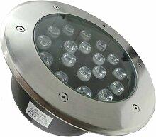Silamp - Spot Extérieur Encastrable LED IP65 220V