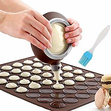 Silicone Baking Mat Non-Stick & Cookie Cutters