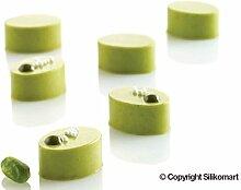 silikomart - Professional - 35 Micro ovales Micro