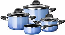 Silit Modesto Line Batterie de cuisine 4 pièces