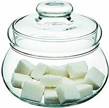 SIMAX Sucrier en verre, transparent 8593419200281