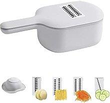 SIMGULAM Mandoline de cuisine multifonction -