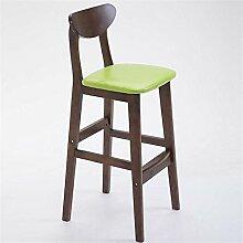 Simplicité Créative Chaise de Dossier en Bois