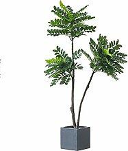 Simulation Arbre Plante Nordique Salon Plante