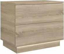 Sindi - table de chevet moderne chambre -