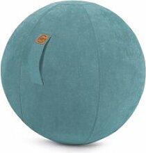 Sitting ball alfa bleu pétrole 80150-34