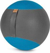 Sitting ball mesh tennis bleu pétrole 80110-34
