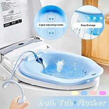 Sitz baignoire de bain à la hanche | Baignoire de