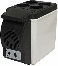 SIWEI Mini réfrigérateur de voiture, 6 litres/12